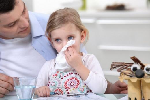 Лечение Ринита У Детей - Насморк Поддающийся Лечению.