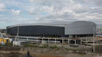 Для проведения Игр в Сочи построят 11 спортивных объектов.  Они будут расположены в двух кластерах - горном и...