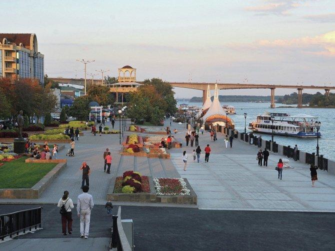 Ростовская область готовится к проведению фестиваля Вridge of arts