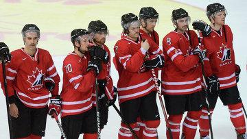 Сборной канады по хоккею состав