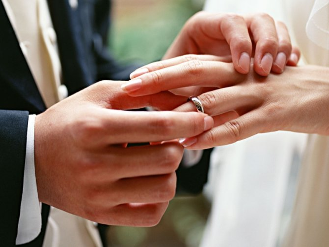 Окольцованные, или как снять обручальное кольцо
