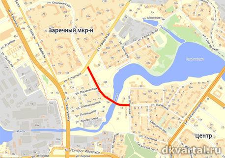 Появление нового моста в Екатеринбурге анонсировали еще в 2011 году.  По словам представителей городской...