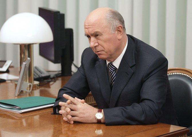 Николай Меркушкин стал новым губернатором Самарской области < p