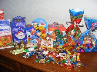 Из-за курских конфет на Украине разгорелся скандал