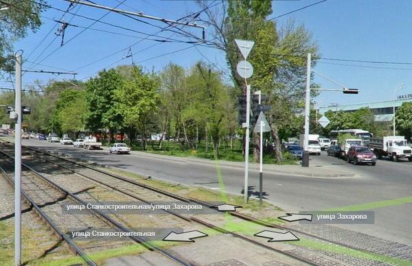 20 июн 16:51 / Общество.  Движение транспорта на участке ул. Захарова в Краснодаре станет односторонним.