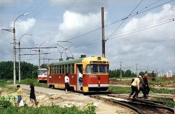 """На участке  """"ул.Чехова - Доменная печь 6 """" будет организовано движение маршрута 15."""