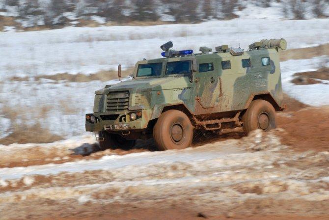 Российские внутренние войска получат а…