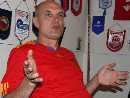 Александр Бубнов: В России три фаворита - «Зенит», «Локомотив» и «Спартак»1 Футбол