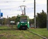 ...трамвайных путей Большого Казанского кольца.С 27 июня по 1 сентября в Казани закрывается движение трамвая 19 на...