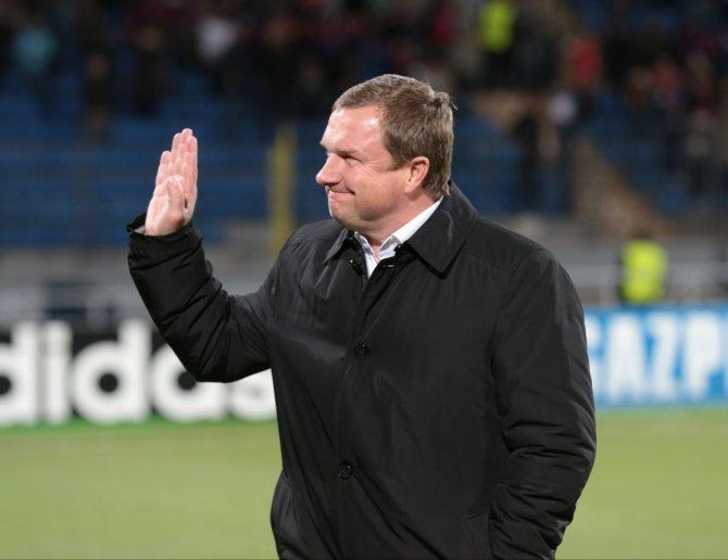 Источник: Врба оставил пост главного тренера «Анжи»