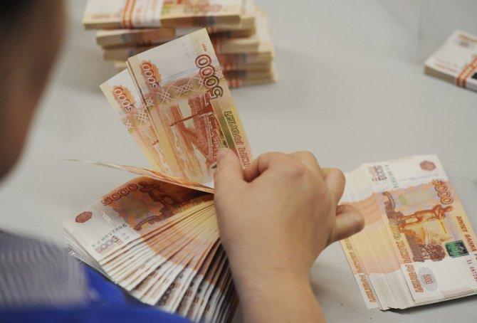 Для поддержки рубля Центробанк РФ продал $11,3 млрд. - DELFI