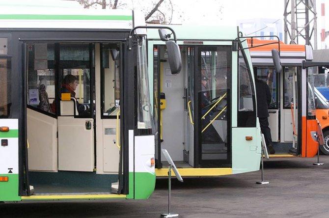 В Самаре временно изменится схема движения автобусных маршрутов 61, 61д, 247 и 261.