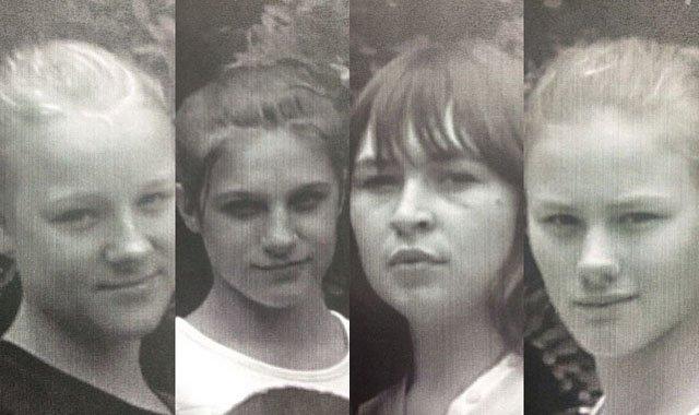 Полицейские нашли четырех несовершеннолетних девочек, сбежавших из лагеря «Дружба» под Таганрогом