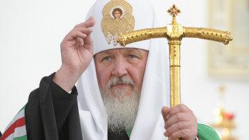 Проповедь Патриарха Кирилла в праздник явления иконы Пресвятой Богородицы во граде Казани