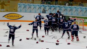 Хоккеисты <span class=error>юниорской</span> сборной США (игроки не старше 18 лет) разгромили команду Канады и выиграли бронзовые медали чемпионата мира.