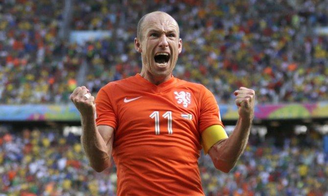 Цифры перед матчем: Голландия - Коста-Рика