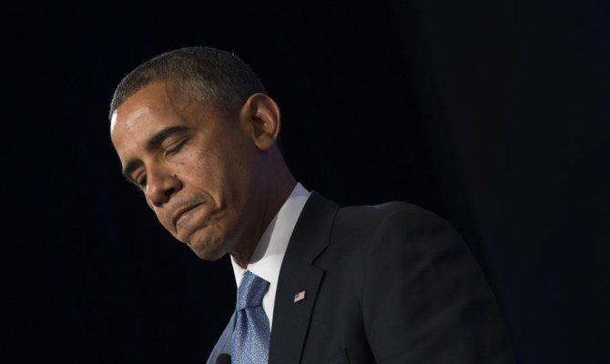 Уровень доверия американцев Обаме достиг рекордного минимума