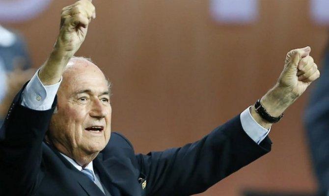 Аль-Хуссейн снял кандидатуру с выборов главы ФИФА Блаттер переизбран - Фото