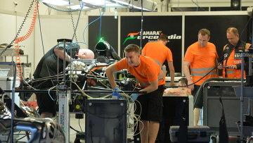 Российский гонщик Форс Индии Никита <span class=error>Мазепин</span> дебютирует за рулем болида Формулы-1 на тестах на трассе в Сильверстоуне (Великобритания) сообщается на официальном сайте команды.