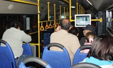 В Алматы бесплатный проезд в автобусах, трамваях и троллейбусах для пожилых людей старше 75 лет предоставлен по...