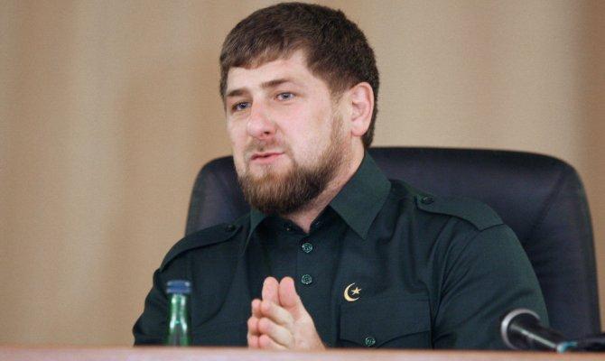 """Кадыров: """"чеченские боевики"""" в Сирии не представляют ни наш народ, ни нашу религию"""
