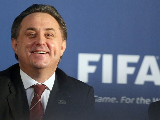 ФИФА не видят проблем в том, что Виталий Мутко баллотируется на пост президента РФС