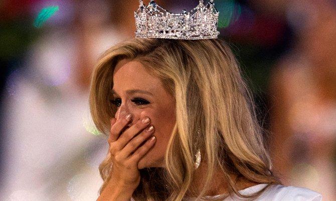 «Мисс Америкой» стала девушка с русскими корнями