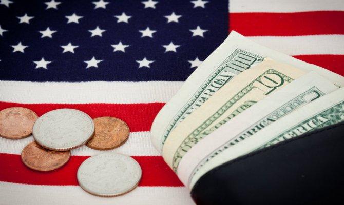 Курс доллара в англии