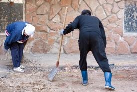 В Алматы из-за 250 миллионов тенге взбунтовались дворники