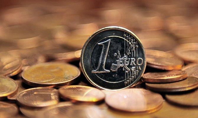 Курс евро на понедельник