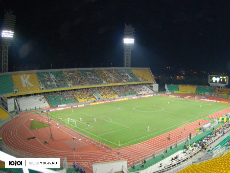 """Предмет, обнаруженный охраной в субботу на Восточной трибуне стадиона  """"Кубань """" в Краснодаре, оказался универсальной..."""