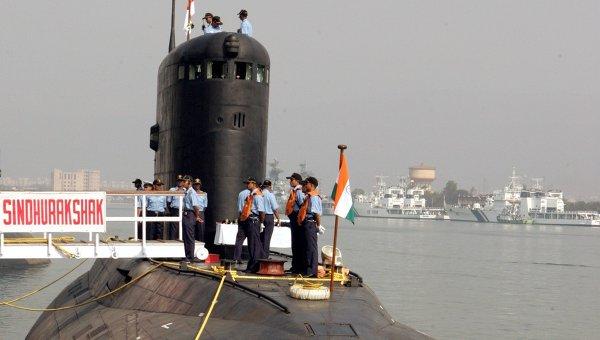 подводные лодки вмс индии