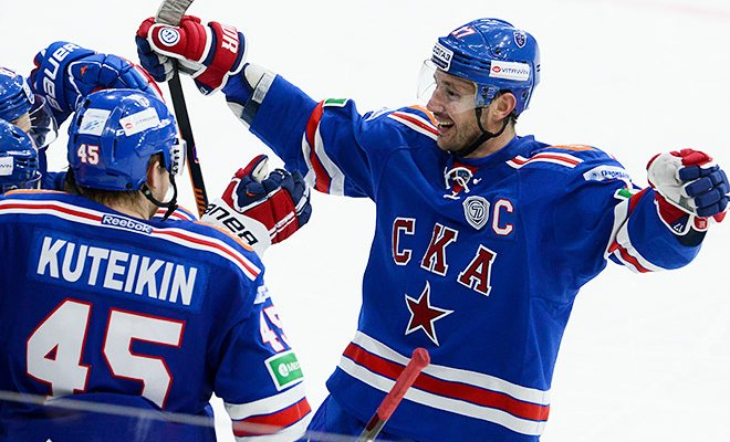 Ковальчук уверен что кризис СКА позади