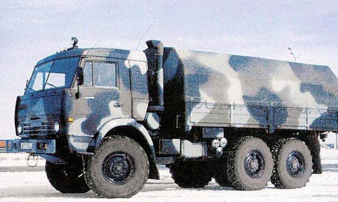 ВС России получат около 100 единиц подвижного навигационно-геодезического комплекса
