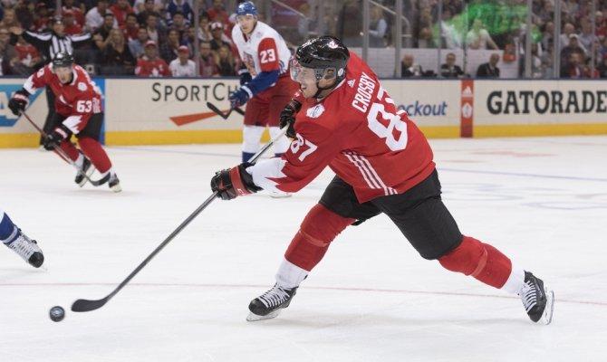 Сборная Канады разгромила чехов в первом матче на Кубке мира - Фото