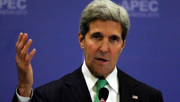 Керри: США нацелены на развитие партнерства с Саудовской Аравией