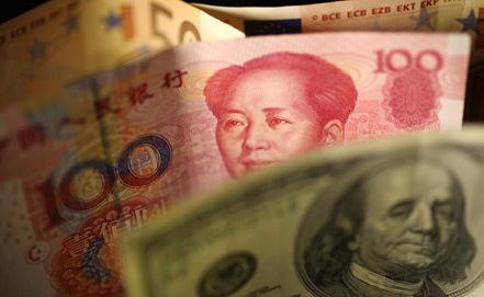 Курс валют красноярск юань