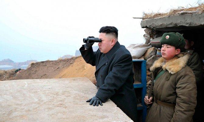 Южная Корея попросила Россию и Китай оказать помощь в сдерживании КНДР