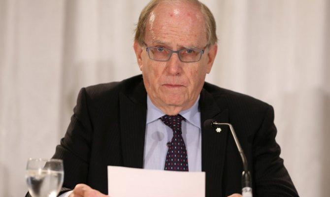 Глава независимой комиссии WADA Ричард Макларен.