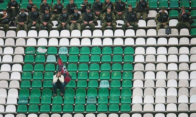 Михаил Прохоров открыл для себя футбол - Фото