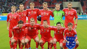 Первый канал покажет футбольный матч Россия — Греция в прямом эфире - Фото