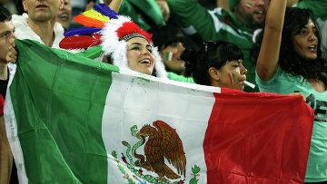 Мексика торжественно проводила своих спортсменов на игры в Сочи - Фото