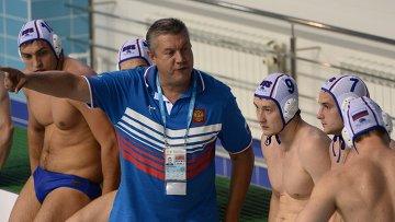 ФВПР объявила конкурс на должность главного тренера мужской сборной - Фото