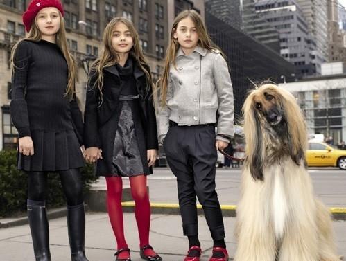Детская мода Sisley Young весна - лето 2010. Коллекция.