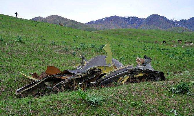 Найдены тела американских пилотов, разбившихся в Киргизии