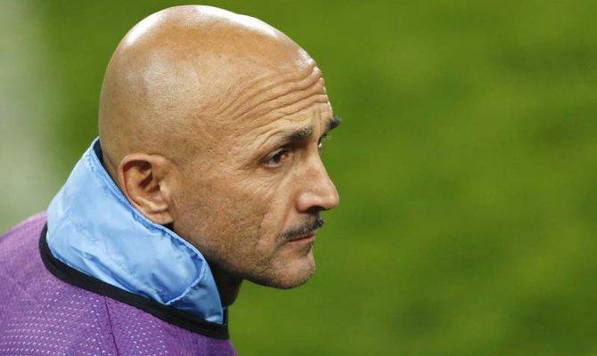 Главный тренер Зенита Лучано Спаллетти отправлен в отставку