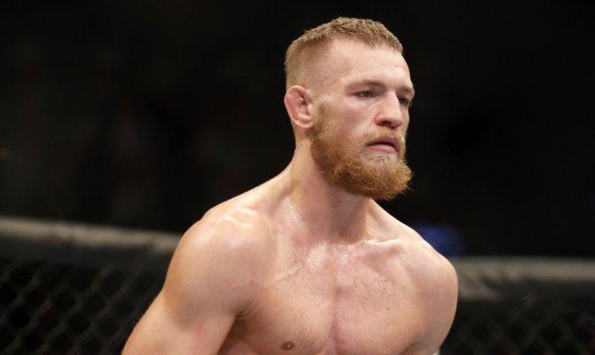 Боец UFC <span class=error>Конор</span> Макгрегор подтвердил что готов поставить на себя 100 миллионов фунтов стерлингов перед поединком с <span class=error>Флойдом</span> <nobr>Мейвезером-младший.</nobr>