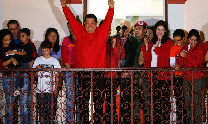 Венесуэла. Выборы в Венесуэле.