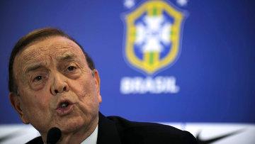 Специальная комиссия проверит счета главы Бразильской конфедерации футбола