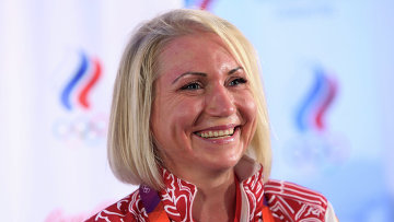 Забелинская твердо решила остаться в велоспорте до Олимпиады-2016 - Фото